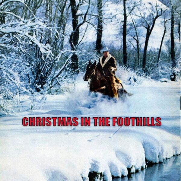 Cover art for Christmas in the Foothills
